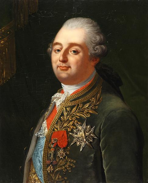 Louis XVI, vraiment ??