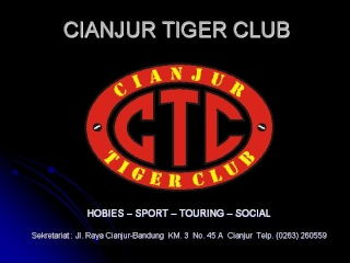 Cianjur Tiger Club