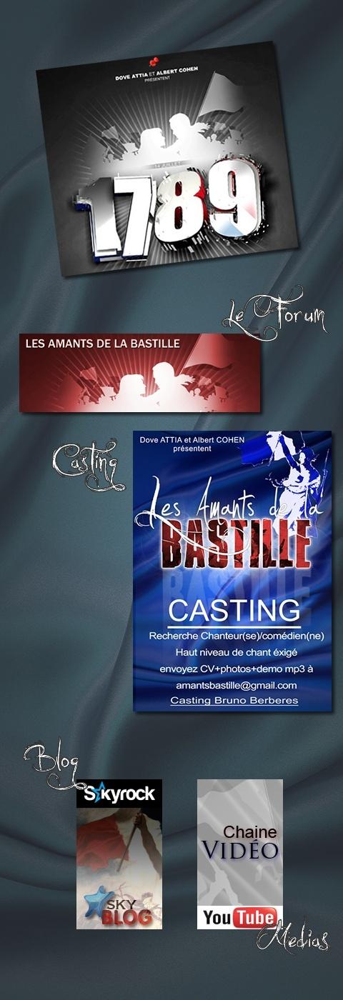 pour  u0026quot 1789  les amants de la bastille u0026quot  comedie musicale