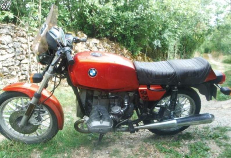 année modèle moto