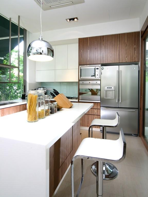 quelle peinture pour une cuisine wengu et carrelage gris. Black Bedroom Furniture Sets. Home Design Ideas