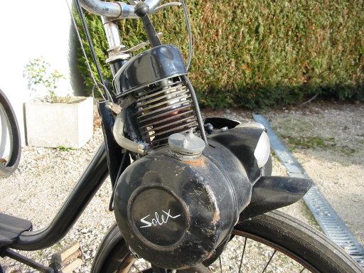 moteur solex 2200