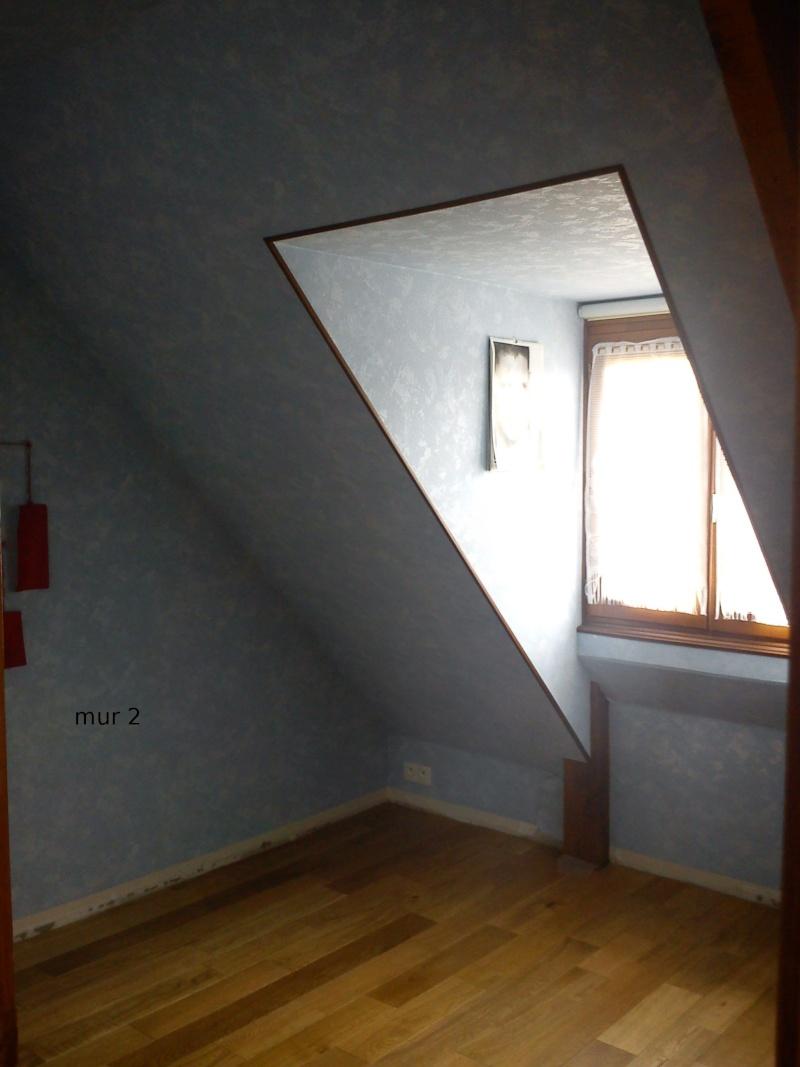 Petite chambre b b gar on sous combles for Petite chambre sans fenetre
