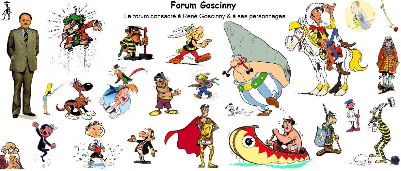 Forum GOSCINNY