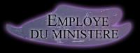 Employé du Ministère