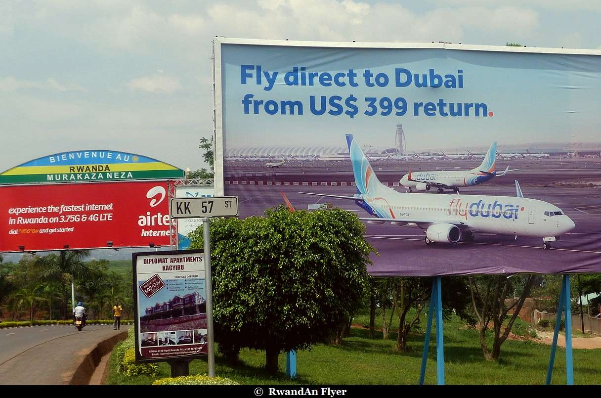 Flydubai Rwanda Aviation And Tourism News