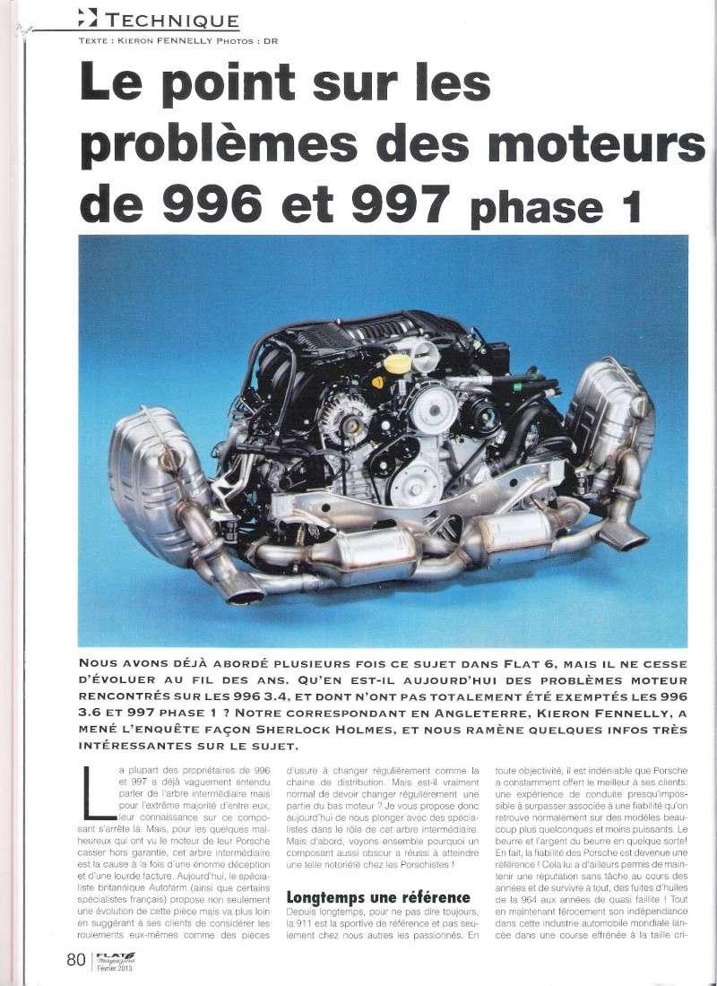 porsche 996 probleme moteur probl me passage de vitesse page. Black Bedroom Furniture Sets. Home Design Ideas