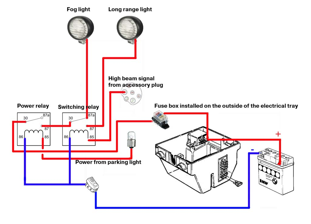 12v accessory plug wiring diagram 12v image wiring headlight upgrade experiences on 12v accessory plug wiring diagram