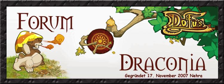 Wir sind Umgezogen WoW -> http://draconia.forumprofi.de/