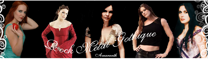 Site rencontre goth metal