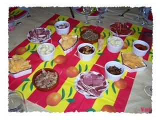 D co de table espagne tapas 1001 bons plans 1001 bons plans for A table en espagnol