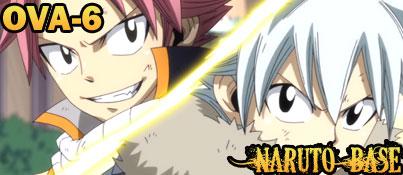Смотреть Fairy Tail x Rave Master - Crossover (Хвост Феи) серия онлайн