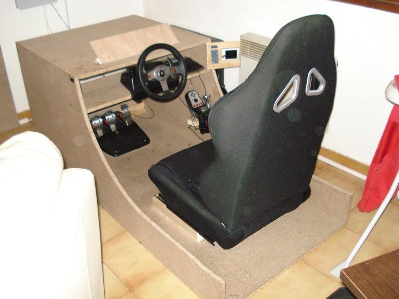 lfs france afficher le sujet fabriquer cockpit de voiture. Black Bedroom Furniture Sets. Home Design Ideas