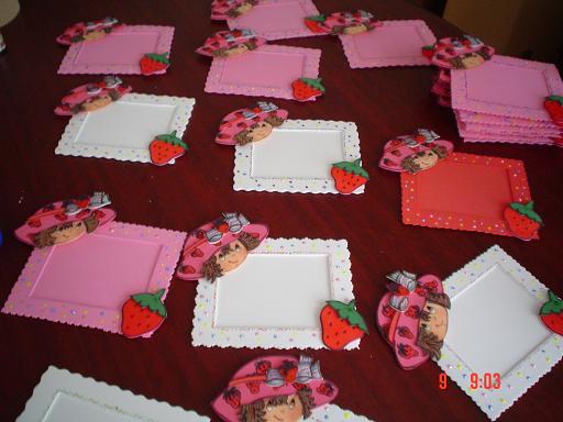 Tarjetas de invitación para baby shower en foami - Imagui