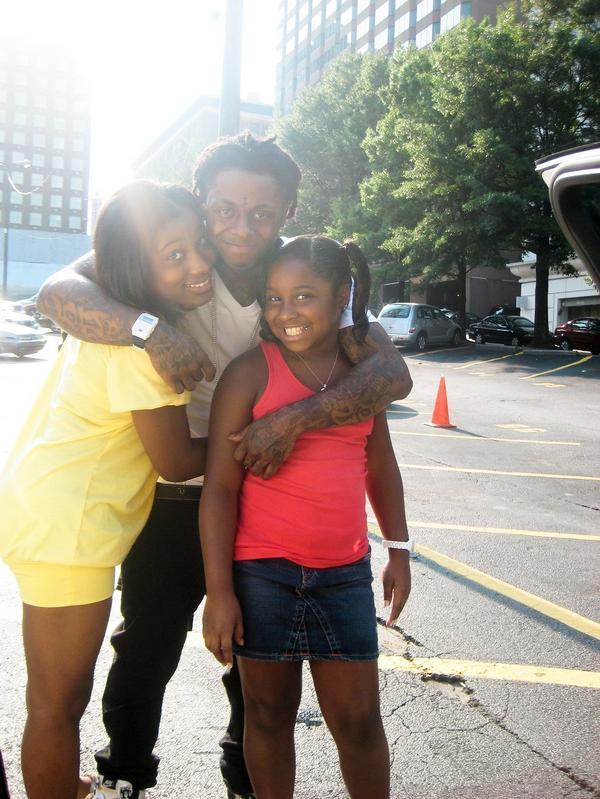 Lil Wayne : Encore hospitalis durgence, sa fille donne