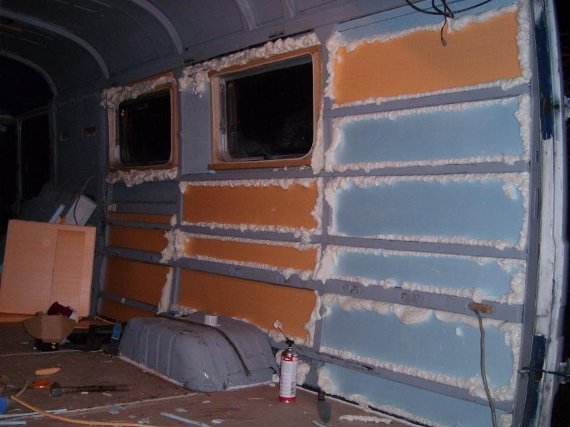 Voir le sujet helmut le 508 a col1 - Comment isoler un plafond par l interieur ...
