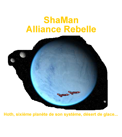 ShaMan Alliance Rebelle