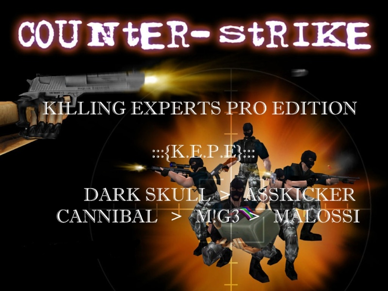 KILLING EXPERTS PRO EDITION