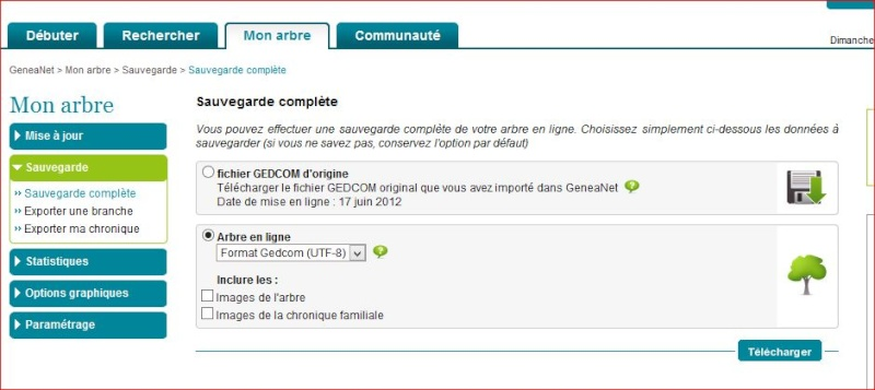 Comment r cup rer ma g n alogie chez g n anet - Comment recuperer ma caution ...
