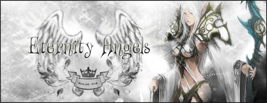 Les anges de l'éternité