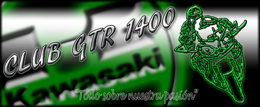 Kawasaki Club GTR 1400