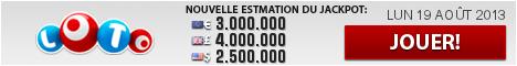 Loto Euromillions en ligne