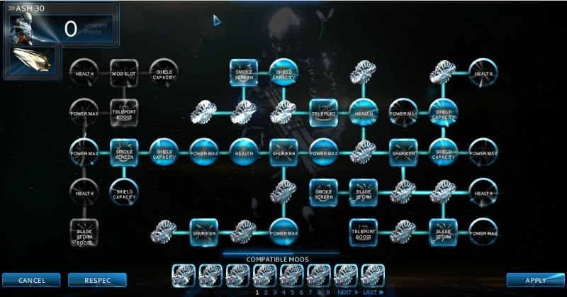 warframe how to get better mods