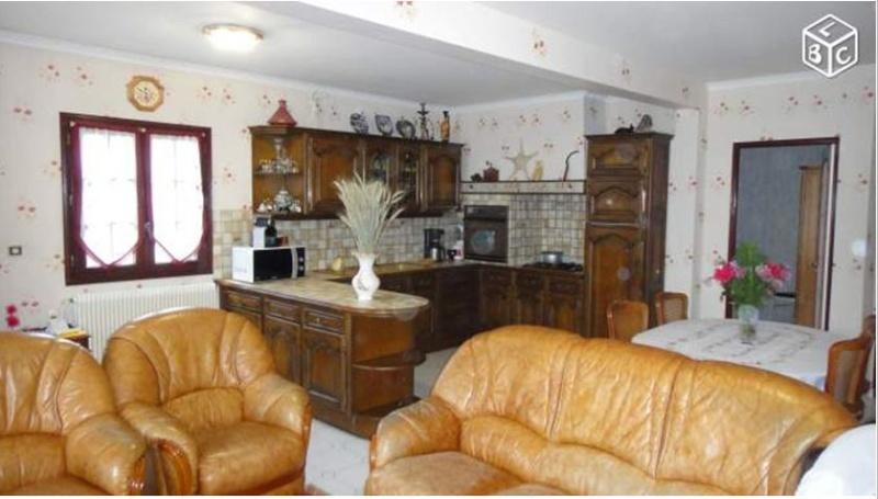 besoin de vous pour relooker mon salon et cuisine ouverte. Black Bedroom Furniture Sets. Home Design Ideas