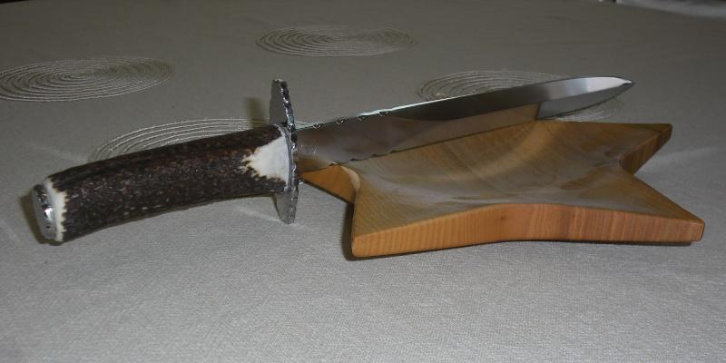 Comment fabriquer son couteau - Comment affuter un couteau ...