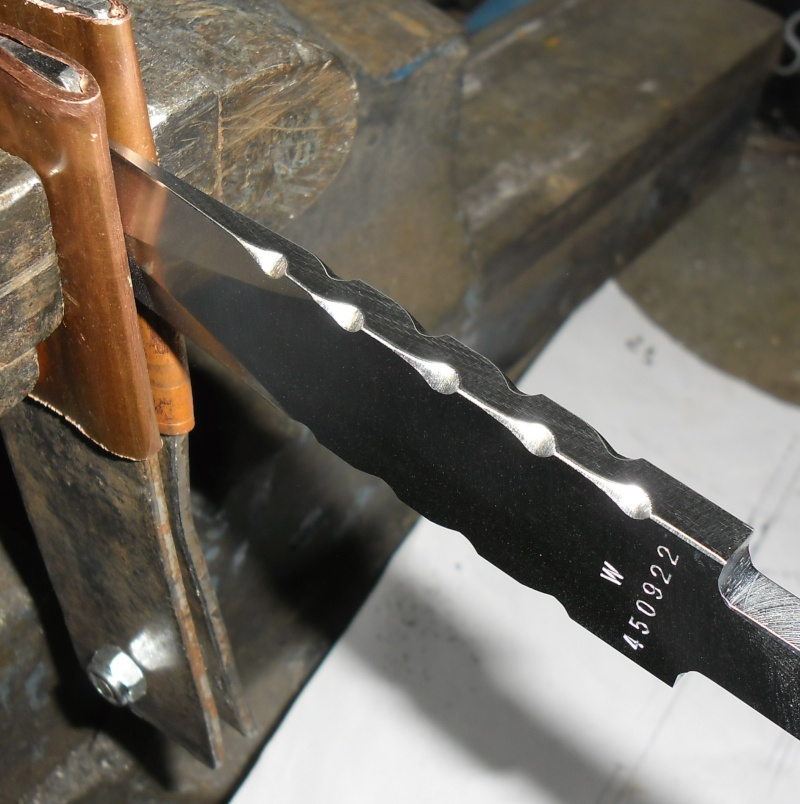 Comment fabriquer son couteau - Comment bien aiguiser un couteau ...