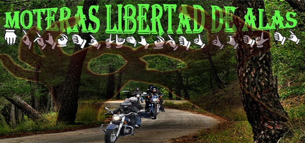 MOTERAS LIBERTAD DE ALAS