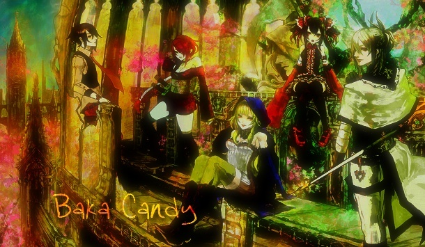 BAKA ☆ CANDY