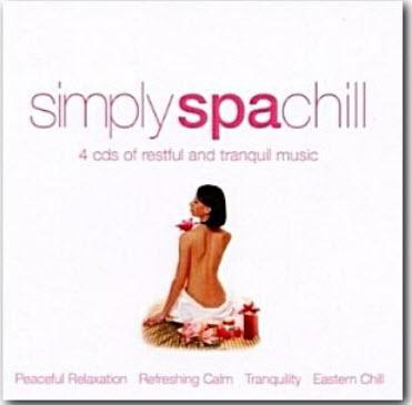 VA - Simply Spa Chill: 4CD Box (2010)