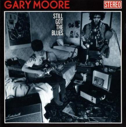 Gary Moore - Still Got The Blues (1990)[Lossless]