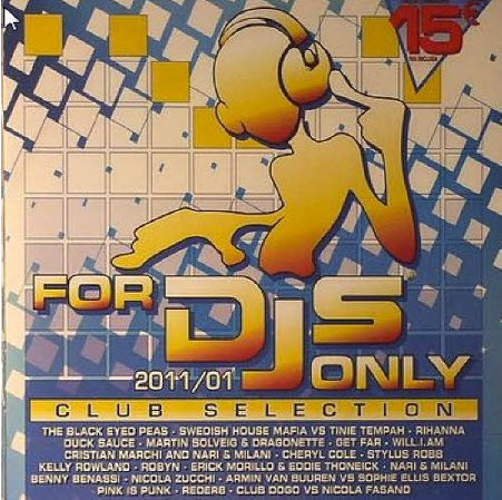 VA - For DJs Only - (01-2011)