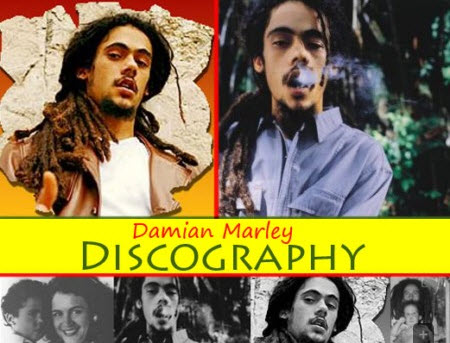 Damian Marley - Discography (1996-2005)