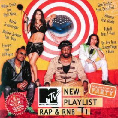 VA - New Playlist Rap & RnB 1 (2011)