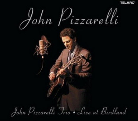 John Pizzarelli - Live at Birdland (2003) (Lossless)