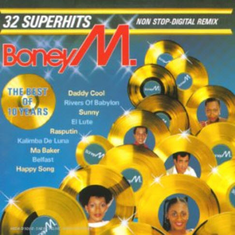 Boney M - The Best Of 10 Years