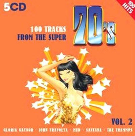 100 Tracks From The Super 70s Vol 2 (2009)