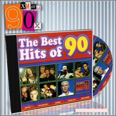 90x - The Best Hits Of 90s