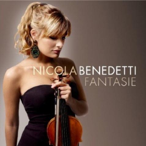 Nicola Benedetti - Fantasie (2009)