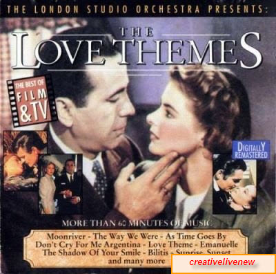 The London Studio Orchestra -The Love Themes (1991)