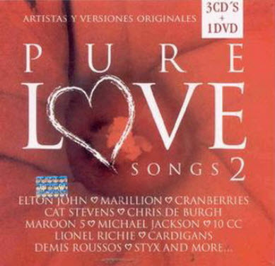 VA - Pure Love Song 2 (2010)