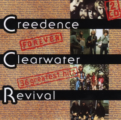 Creedence Clearwater Revival - Forever (1995) [WMA]
