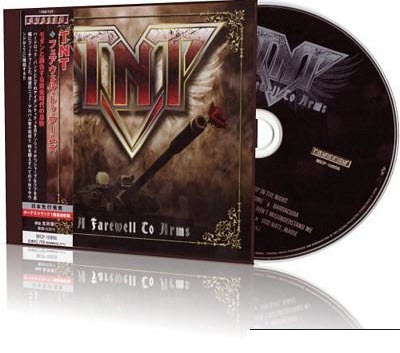 TNT - A Farewell To Arms (Japanese Edition) (2010)