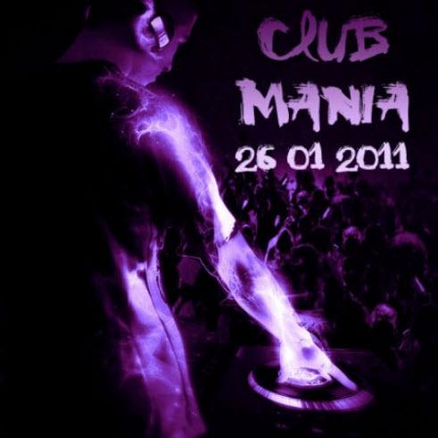 VA - Club Mania (26.01.2011)
