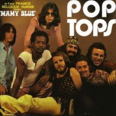 Pop Tops � Mamy Blue