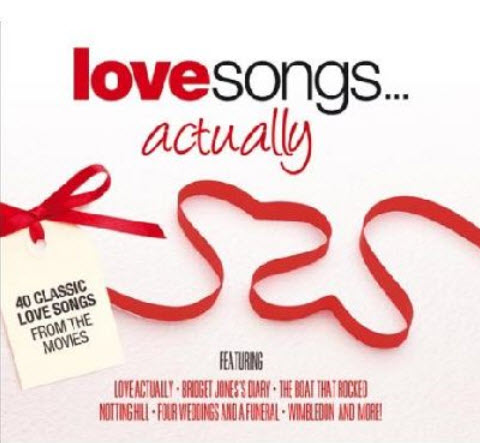 Love Songs Actually - 2CD