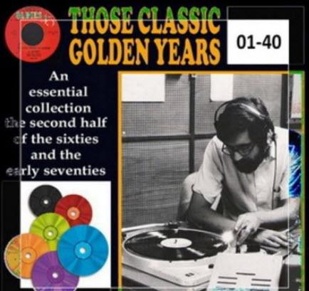 Those Classic Golden Years (40 CD Box) CD 31-35